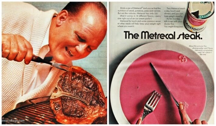 metrecal is like a steak