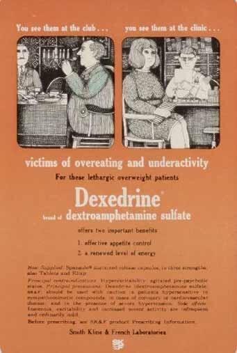 vintage dexedrine ad
