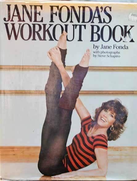 Jane Fonda's workout book 1981