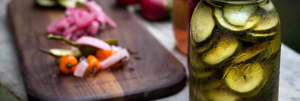 pickled foods can be great for gut health