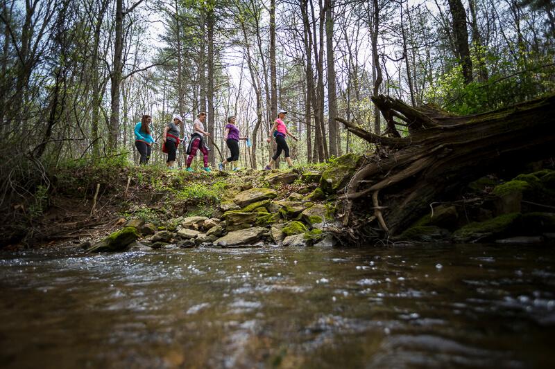 Skyterra Wellness Retreat in the Asheville Citizen-Times