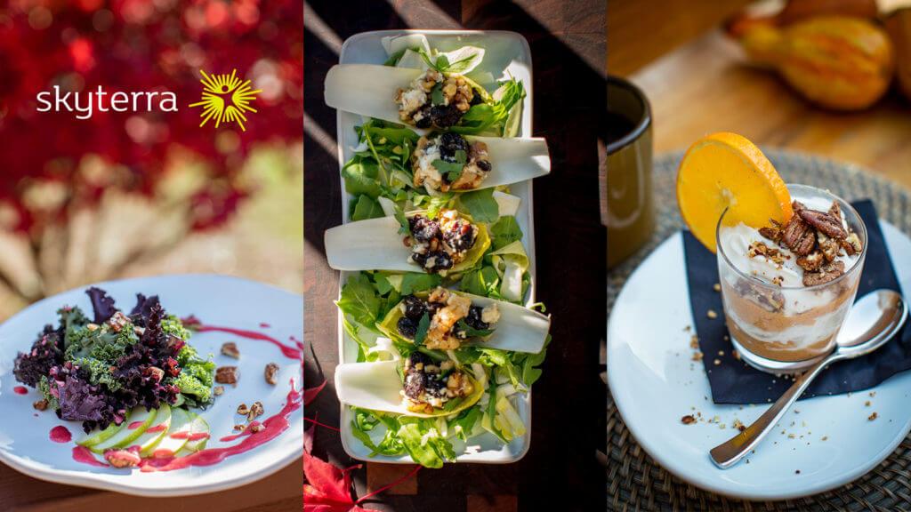 3 Healthy Thanksgiving Recipes from Skyterra Wellness Retreat