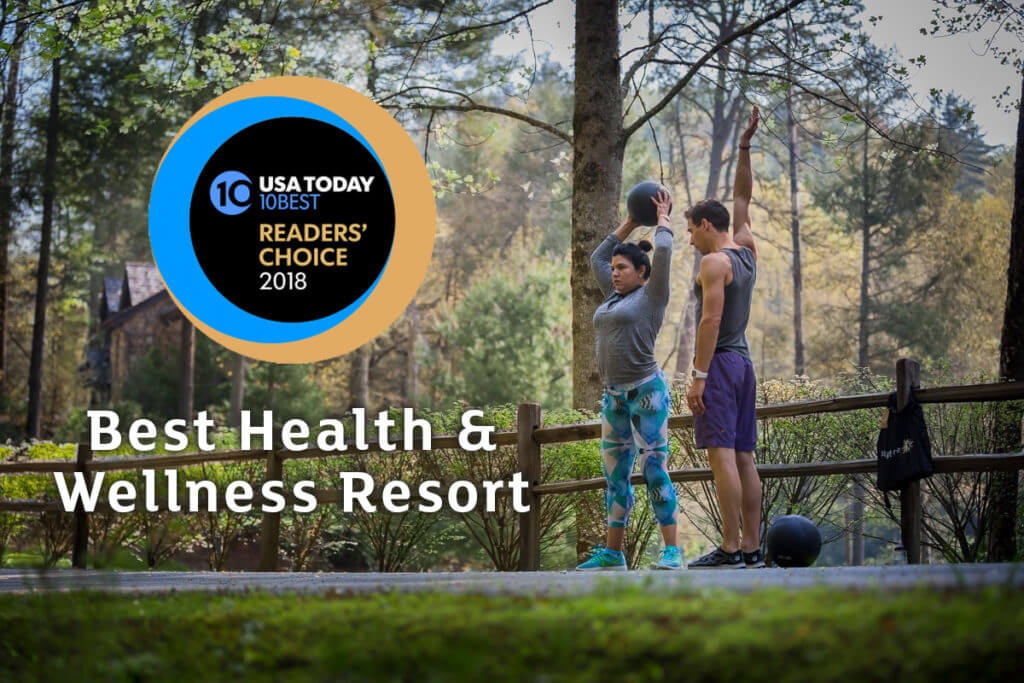 Best Health and Wellness Resort in the Nation
