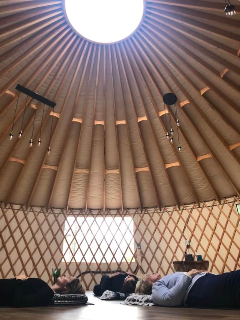 Skyterra's Yoga Yurt