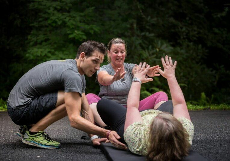 Wellness Retreat Fitness